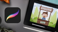 Animating In Procreate for the iPad - Udemy Coupon