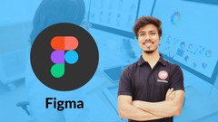 Learn Figma for Web Design, User Interface, UI UX in an hour - Udemy Coupon