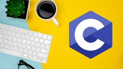 C Programming 2021: C Programming for College Students - Udemy Coupon