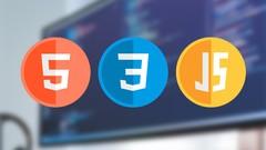 Imágen de Desarrollo web desde cero: HTML5, CSS3, Javascript