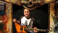 Curso Guitarra eléctrica al estilo Metal Neoclásico y técnicas