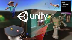 Imágen de Curso completo de Unity 2020: domina el mundo de videojuegos