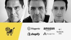 Curso Curso avanzado de eCommerce I Facebook y Google Ads I Amazon