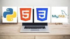 Curso Python sin fronteras: HTML, CSS, Flask y MySQL