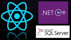 Full-Stack CRUD con React JS, ASP.NET Core y SQL Server