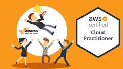 Imágen de [NEW] AWS Certified Cloud Practitioner 6 Practice Exams 2021