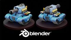 Imágen de Blender 2.9x Creación de Assets 3D para Videojuegos COMPLETO