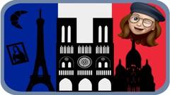 Imágen de Curso de Francés Básico 1 - Para Todas las Edades