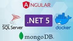 Imágen de Microservicios con ASP.NET 5, Angular, MongoDB, Docker