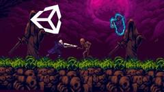 Imágen de Como hacer un juego tipo Metroidvania en Unity 2D Intermedio