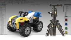 Imágen de SOLIDWORKS PARA DISEÑADORES · Introducción al Modelado 3D