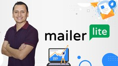 Imágen de Como hacer Email Marketing con Mailerlite | Curso completo