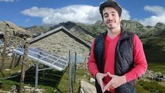 Imágen de Energía solar OFF GRID AISLADA de la red con baterías