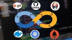 Curso DevOps con Docker, Jenkins, Kubernetes, git, GitFlow y CI/CD