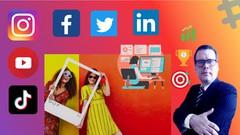 Imágen de Construye tu estrategia y TRIUNFA en Redes Sociales