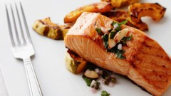 Eat at Least 2 Servings of Omega-3 Rich Seafood Each Week