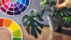 Imágen de Teoría del Color: El arte de la mezcla y la pintura realista