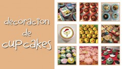 Imágen de Decoración de cupcakes