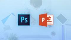 Imágen de Aplicaciones de Photoshop y PowerPoint para la publicación.