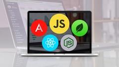 Imágen de Máster en JavaScript: ECMAScript, Angular 9+, React, NodeJS