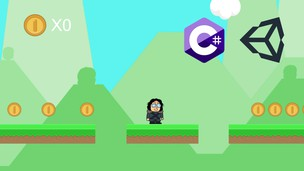 Free udemy coupon Learn to create a simple 2D platformer Using Unity & C#