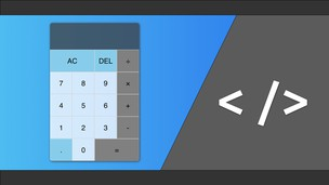 Free udemy coupon React Projects - Build a Calculator