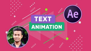 Udemy Coupon After Effects Text Animation Lower Thirds & Motion Graphics