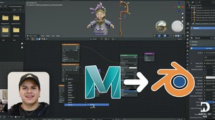 Free udemy coupon Learning Blender for Maya Artists | Making the Jump