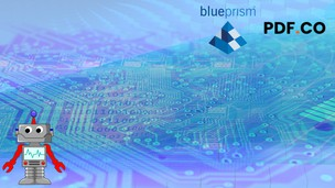 Free udemy coupon Blue Prism - Working with PDF