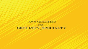 Free udemy coupon AWS Certified Security-Specialty Practice Test 2020