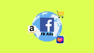 Free udemy coupon Facebook Ads For Amazon, Ebay & Lazada Sellers