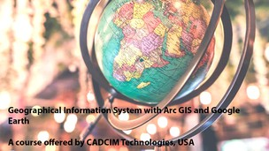 Free udemy coupon Geographical Information System with Arc GIS & Google Earth