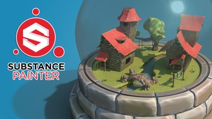Free udemy coupon Substance Painter - Texturing multiple stylized assets