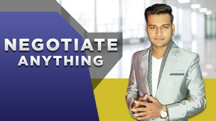 Free udemy coupon Negotiate Anything - Master Negotiation Skills From Scratch