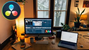 Free udemy coupon DaVinci Resolve for Beginner Video Editors