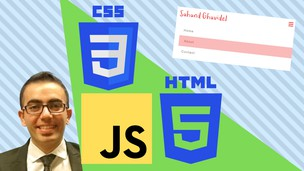 Free udemy coupon Responsive Navbar using HTML, CSS and JavaScript