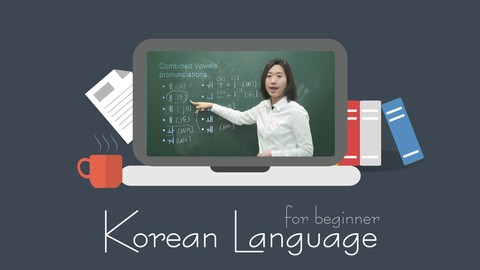 Korean language video lectures for beginner