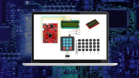 Netcurso-arm-cortex-m-interfacing-with-keyboards-and-lcds