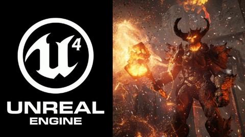 Unreal Engine desde 0: Crea 3 Juegos con Blueprints y C++*