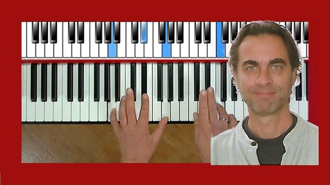 Learn piano or keyboard from scratch - Complete piano course - Resonance School of Music
