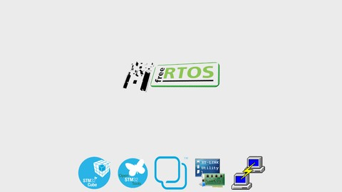 Learn FreeRTOS from scratch