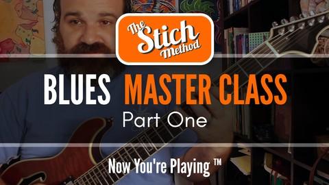StichMethod Blues Master Class Part 1.