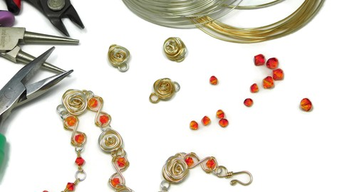 WireWrapping Jewelry Making GutsyGuide: Mastering the Basics