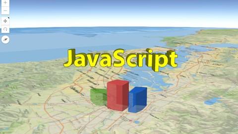 Netcurso-learn-3d-gis-web-development-with-arcgis-api-in-javascript