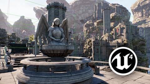 Master Unreal Engine 4 Desarrollo Videojuegos con Blueprints*
