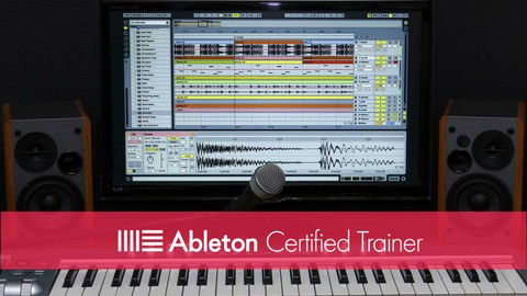 Netcurso-electronic-music-production-in-ableton-live-level-1