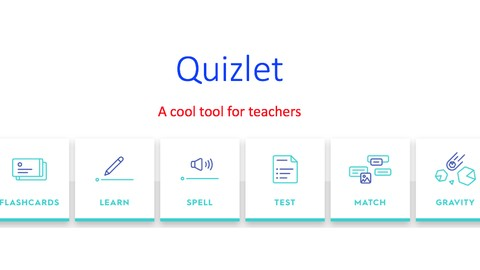 Quizlet - a cool tool for teachers