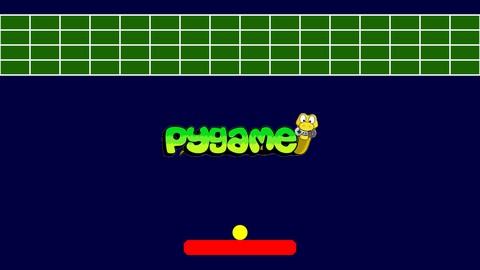 Programación de videojuegos con pygame