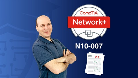 CompTIA Network+ (N10-007) 6 Practice Exams and Simulations
