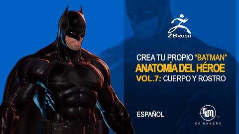 Netcurso-creacion-de-personajes-3d-con-zbrush-vol7-superheroes
